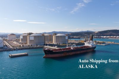auto shipping from Alaska