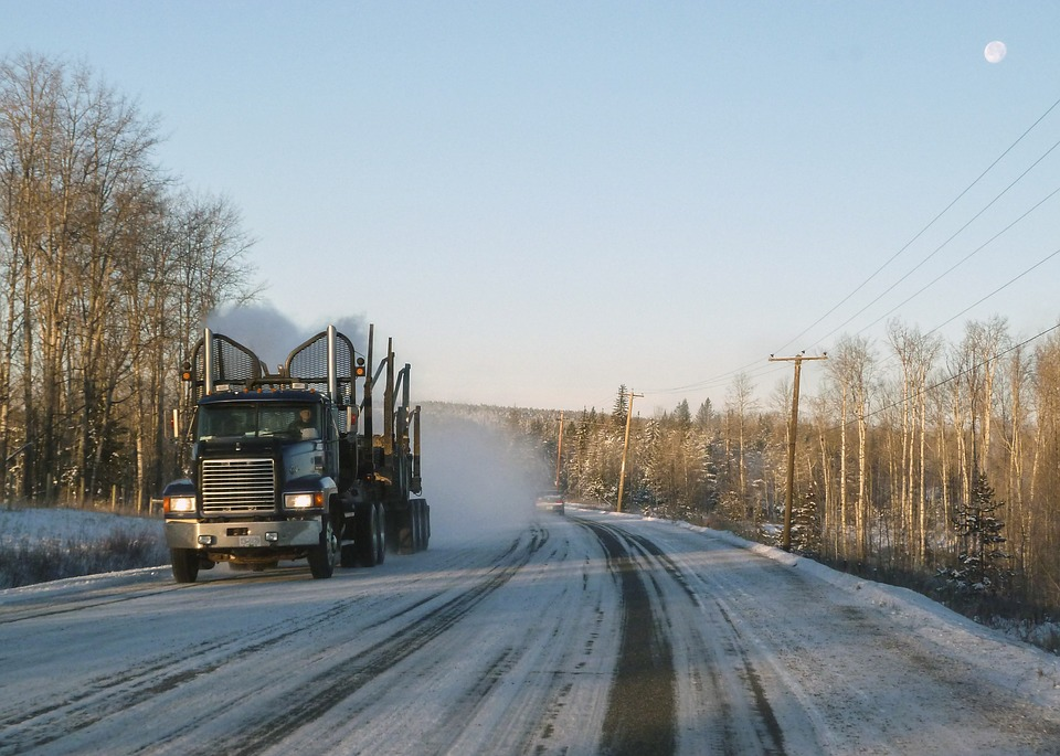 What Is Exactly Ice Road Trucking?