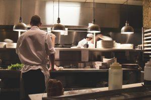 Restaurants Weigh Options, Some Reopen