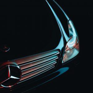 Mercedes-Benz Shows-Off EQS EV MBUX Hyperscreen