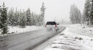 Snow Problem! Updates to the Adverse Driving Conditions Exception